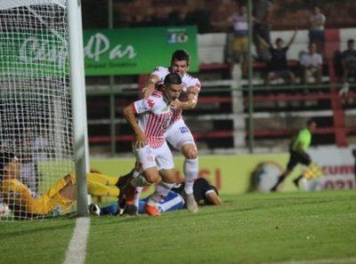 San Lorenzo venció por la mínima diferencia al 12 de octubre