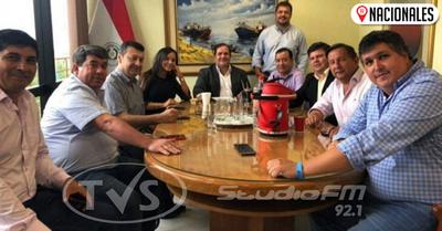 El clan Samaniego quiere retornar a la cúpula de ANR