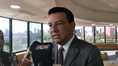 """Romero Roa sobre control del """"dinero sucio"""": """"Creo que no hay excusas, tenemos que aprobar"""""""