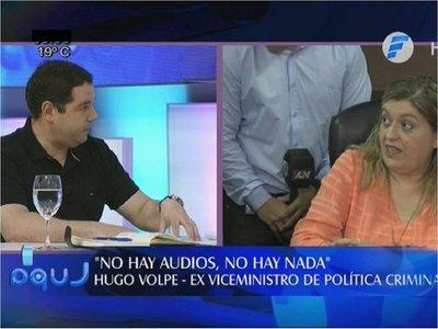 ¿Hugo Volpe fue traicionado por Sandra Quiñónez?
