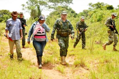 Doña Obdulia emplaza al Gobierno