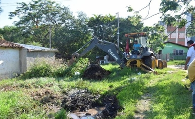 HOY / Municipio de San Lorenzo recupera terrenos ocupados irregularmente
