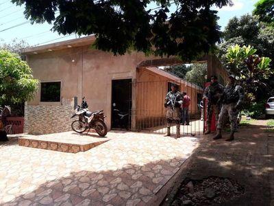 Recapturan a otro fugado del penal de Pedro Juan Caballero