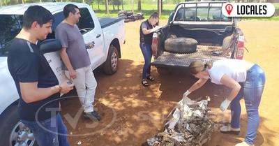 Fiscal admite que los restos óseos hallados en el vertedero corresponden a un  ser humano