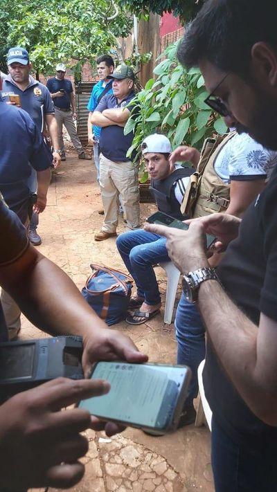 En allanamiento, recapturan a otro fugado de PJC
