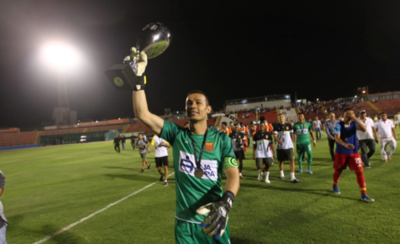 HOY / Medina debuta y se consagra campeón con el Atlético Grau