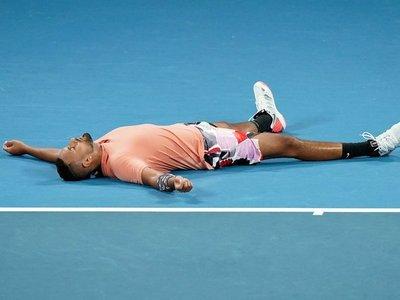 Nadal-Kyrgios, duelo en octavos; Medvedev y Zverev avanzan con solvencia