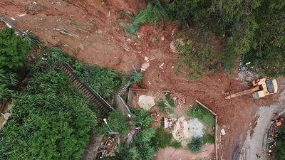 Suben a 30 los muertos por lluvias récord en estado brasileño de Minas Gerais