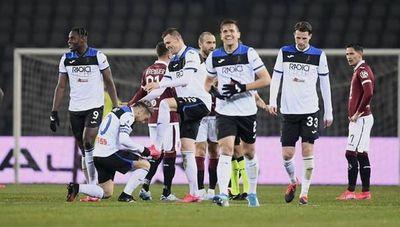 El Atalanta golea 7-0 al Torino