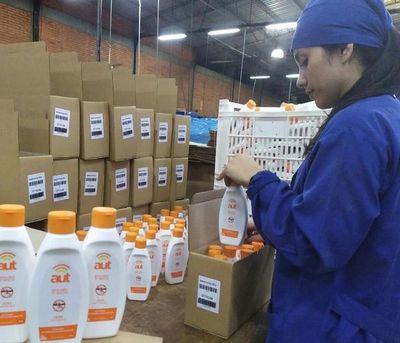 Empresas intensifican producción de los repelentes e insecticidas