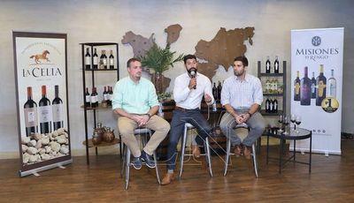 Bebidas del Paraguay incorpora vinos a su portafolio de productos