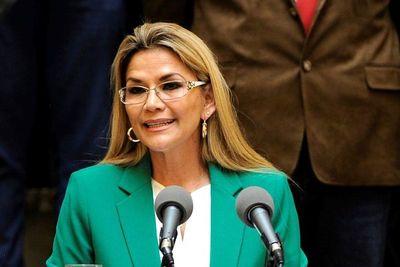 Jeanine Áñez anuncia su candidatura presidencial