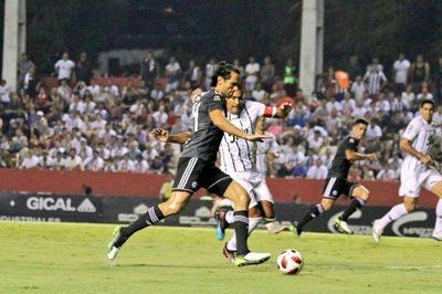 Libertad y Olimpia empataron en la segunda fecha del Apertura