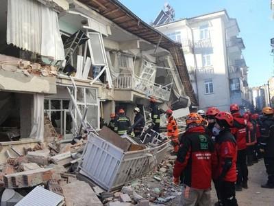 Paraguay se solidariza con Turquía tras el fuerte terremoto en Elazig