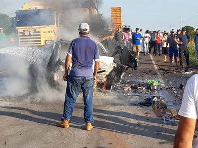 Falleció tercera víctima del choque múltiple en Misiones