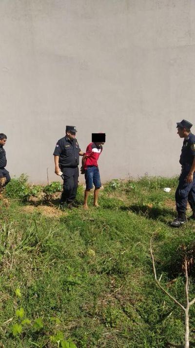 """Dos detenidos tras intercambio de disparos entre policías y """"motochorros"""""""