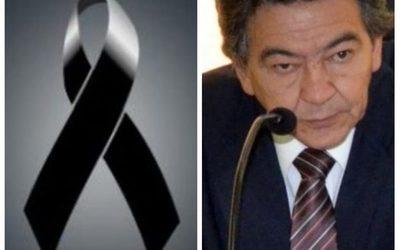 Fallece el papá de Ulises Quintana