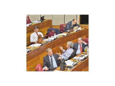 En duda sesión extraordinaria del Senado para estado de excepción