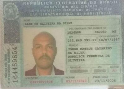 Brasileño fue de visita  y quedó preso en San Pedro