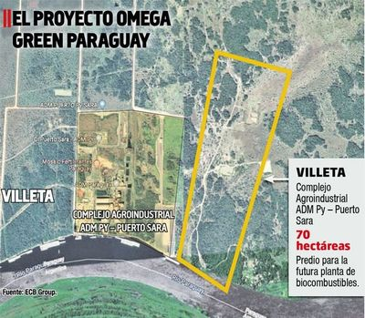 Omega Green aún sin licencia ambiental