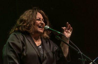 María Creuza dará recital en Asunción