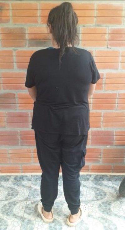 Detienen a supuesta «reina de motochorros» en Caaguazú