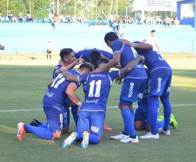Sol de América derrotó con gol de penal al Sportivo Luqueño