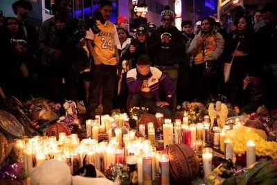 La NBA se viste de luto en jornada marcada por la trágica muerte de Bryant