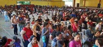 Programa Tekopora: Aguardan desembolso en San Pedro