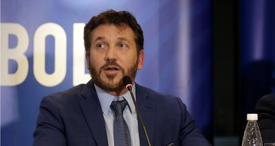 Alejandro Domínguez, presidente de CONMEBOL: 'Costó mucho levantar la institución, pero se logró'
