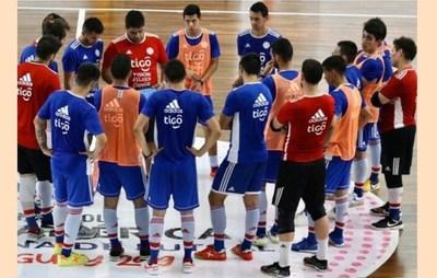 Los convocados para las Eliminatorias del Mundial de Futsal en Lituania