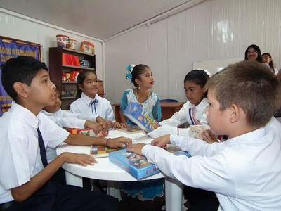 MEC distribuye materiales que darán nuevo enfoque al aprendizaje de matemáticas y comunicación