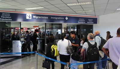 Salud monitorea aeropuertos y fronteras a pasajeros que hayan viajado o hecho conexiones con China