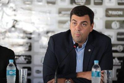 Olimpia desmiente rumores sobre denuncia contra Trovato