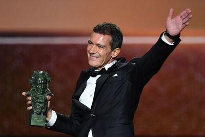 """Antonio Banderas: """"Voy a los Oscar relajado porque no soy favorito"""""""