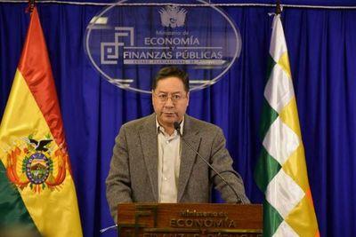 Arce regresa a Bolivia el martes para arrancar campaña presidencial