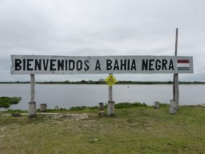 Proyectan desarrollo turístico de Bahía Negra