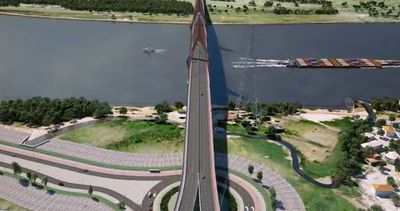 Obra del puente Asunción–Chaco'i arrancaría en junio