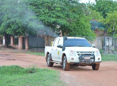 Senepa: fumigarán colegios y escuelas antes del inicio de clases