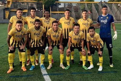 Olimpia y Guaraní lideran la Sub 23