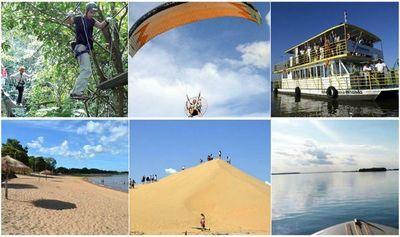 Hermosos destinos turísticos te invitan a conocer la tierra guaraní