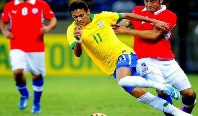 Brasil vs Chile 2013 Amistoso En Vivo Online