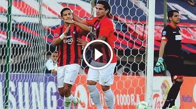 Cerro Porteño vs Deportivo Capiatá (2-1) Goles Resumen Resultado Clausura 2016