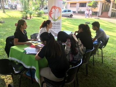 Postulaciones para becas en la Municipalidad de CDE siguen