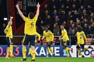 El Arsenal estará en los octavos de la FA Cup