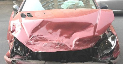 Unos curepas se accidentaron en Asunción