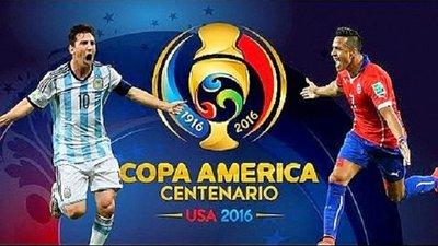 Argentina vs. Chile en vivo 2016 Copa América Centenario (Hora Previa Alineaciones)