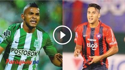 Cerro Porteño vs Atlético Nacional en vivo Copa Sudamericana 2016