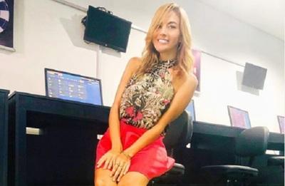 La conductora Giselle Britos con nuevo programa de tv