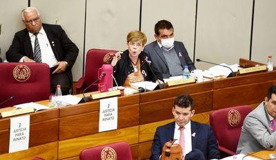 """""""Estado de Excepción en Paraguay es relativo"""", dice Desirée Masi"""
